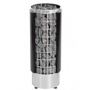 ЭЛЕКТРОКАМЕНКА HARVIA Cilindro PC90HE black, half casing