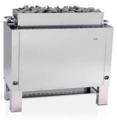 Электрические каменки, печь сауна EOS Bi-O Star 30,0 kW нержавеющая сталь 2×2 kW парогенератор