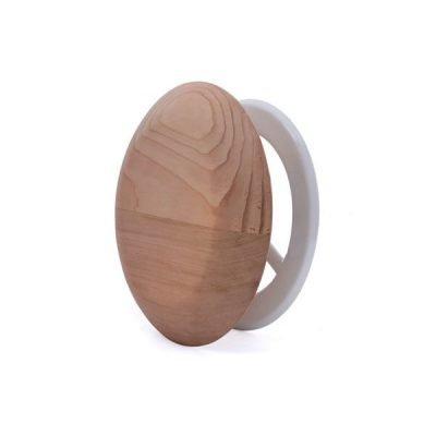 Вентиляционный клапан Ø — 100 mm кедр