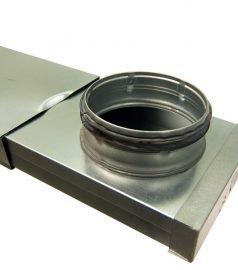 Вентиляционная телескопическая труба