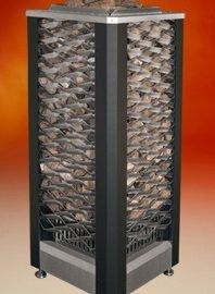Электрические каменки, печь сауна EOS Saunadome II 15,0 kW