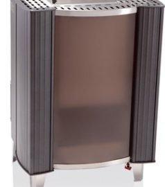 Электрические каменки, печь сауна EOS Bi-O Germanius 18,0 kW антрацит