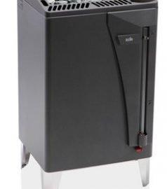 Электрические каменки, печь сауна EOS Bi-O Max 9,0 kW Saunaofen антрацит