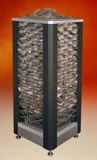 Электрические каменки, печь сауна EOS Saunadome II 18,0 kW