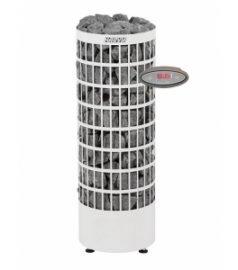 Электрическая каменка, печь сауны Cilindro PC70VEE white