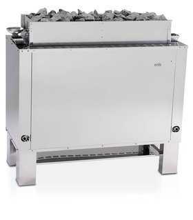 Электрические каменки, печь сауна EOS Bi-O Star 21,0 kW нержавеющая сталь 2×2 kW парогенератор