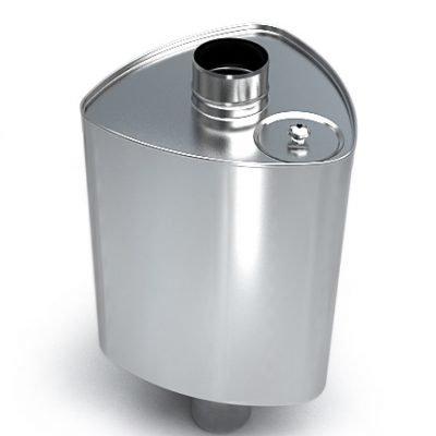 Бак для воды самоварного типа Термофор БАЙКАЛ