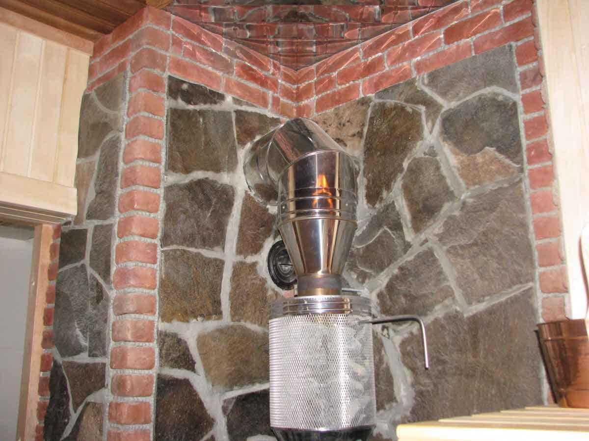 Фото построенной бани под ключ в селе Счастливое (Щасливе)