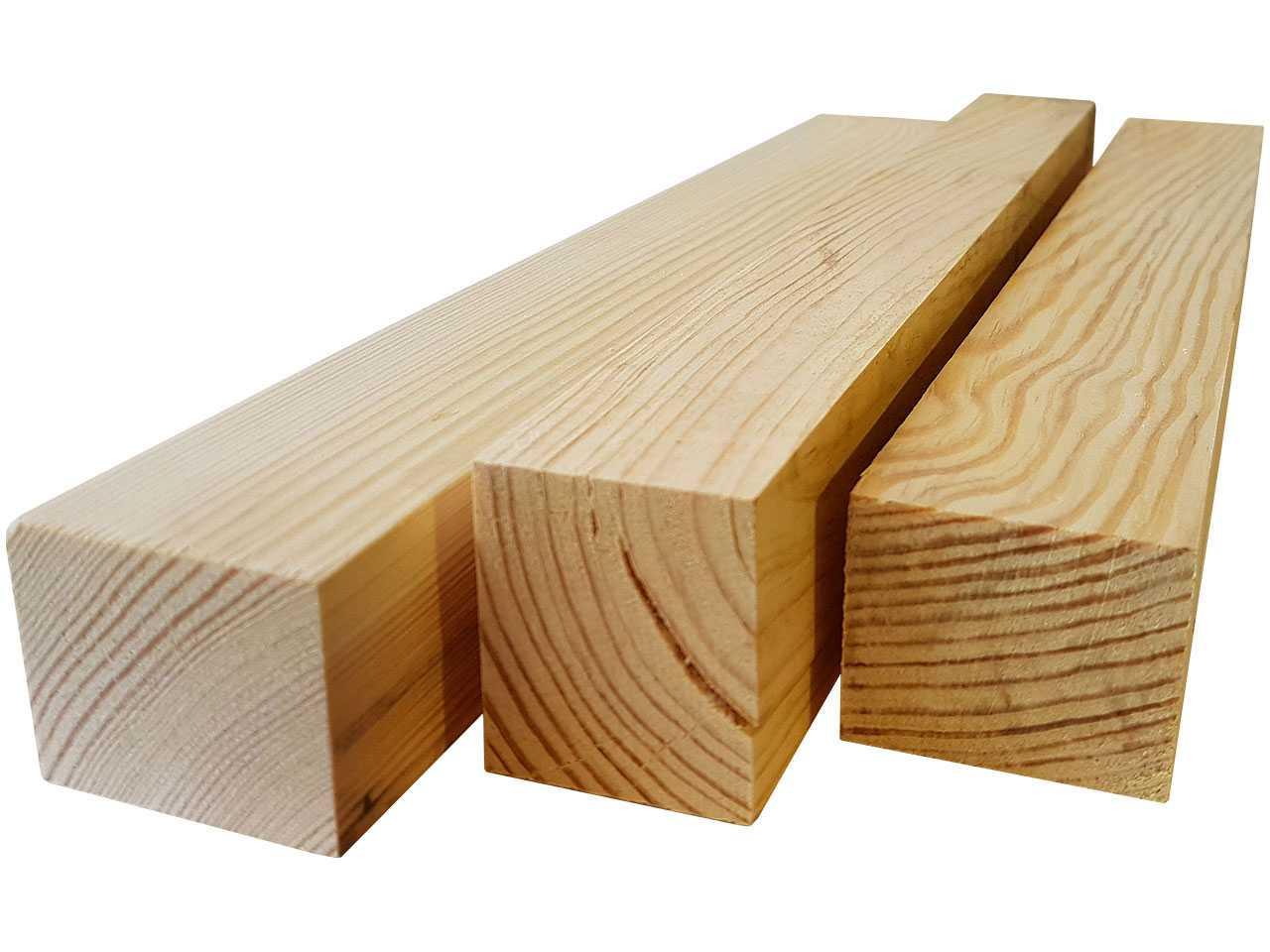 Деревянный брус размером 40x20 мм