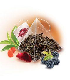 Чай Пирамидка «Лесные ягоды» 50×2,5 г