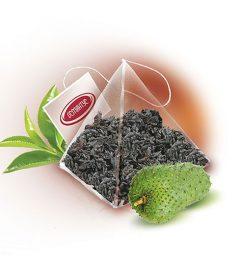 Чай Пирамидка «Саусеп чорний пекое» 50×2,5 г