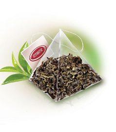 Чай Пирамидка «Зеленый порох Мелфорт» 50×2,5 г
