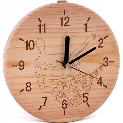 Часы настенные для предбанника 532-Р