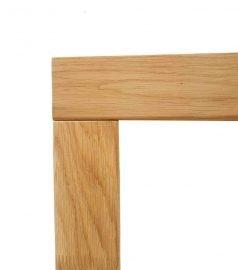 Наличники дуб, наличник деревянный, размером: 70 x 12 x от 2200 мм.
