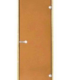 Дверь банная HARVIA 70×190, баня дверь, дверь сауна