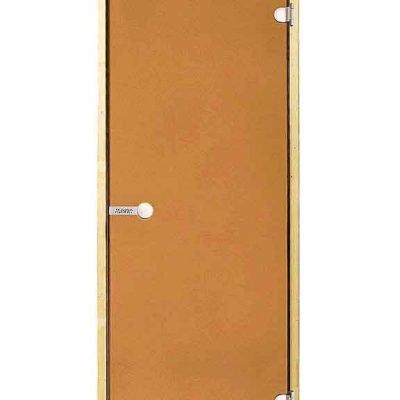 Дверь банная HARVIA 80×190, баня дверь, дверь сауна