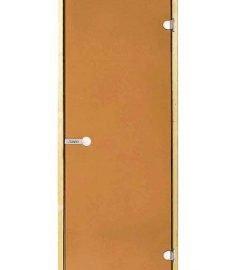 Дверь банная HARVIA 80×210, баня дверь, дверь сауна