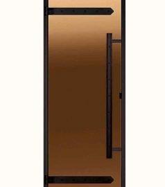 Дверь банная HARVIA LEGEND 80×190, дверь сауна, двери для бани