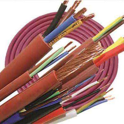 Жаростойкие силиконовые кабеля SIMH SILIKONE CABLE, RED CUPPER Ø 5 x 2,5 mm², термостойкий кабель RED CUPPER,  жаростойкий провод SILIKONE CABLE, электрические кабеля для бани и сауны SIMH SILIKONE CABLE, RED CUPPER