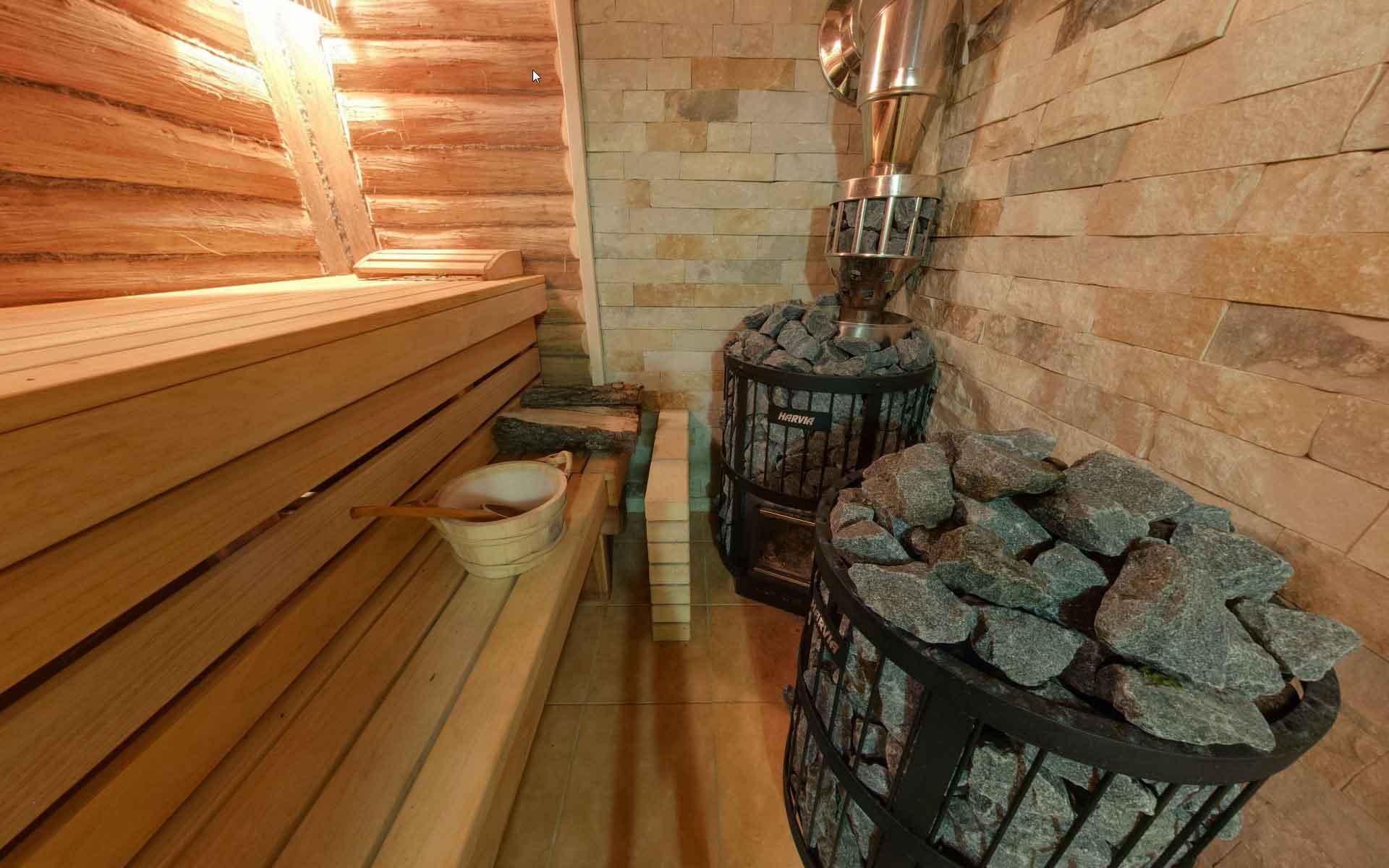 Фото бани под ключ в Буче