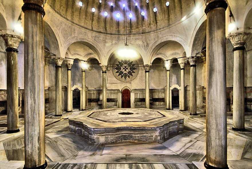 Турецкая баня хамам. История хаммам