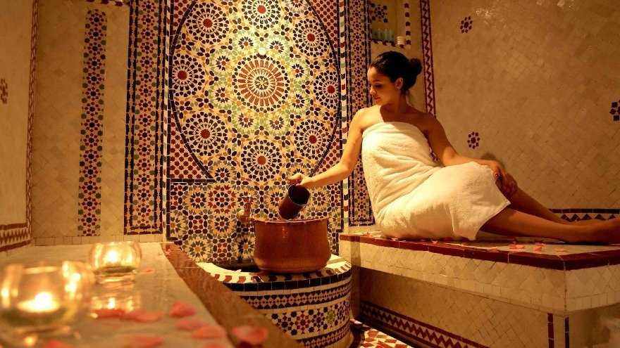 Турецкая баня хамам. Культура отдыха в хамаме