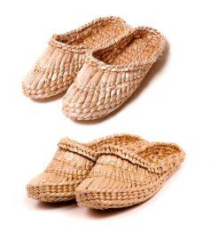Лапти для бани, обувь для бани