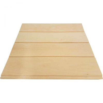 Вагонка — панель липа 70×15 мм, в/c, 0,5-0,8 м