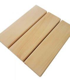 Дверные наличники из липы, деревянный наличник, размер 90 x 22 x от 2000 до 2200 мм.
