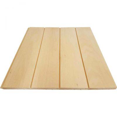 Вагонка — панель липа 95×15, в/с, длина 0,9-1,9 м.