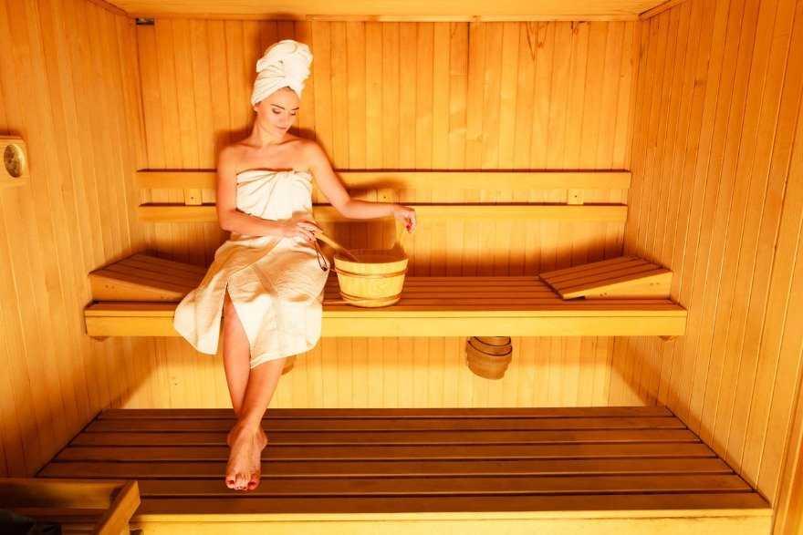 Посещение бани - приятная и полезная традиция