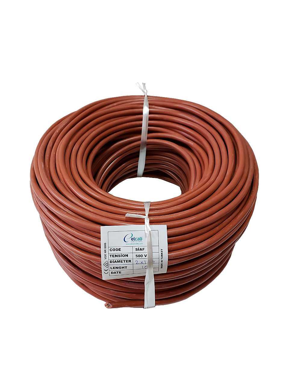 Провод термостойкий, кабель силиконовый
