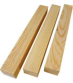 Деревянный брус для саун и бань 40×20 мм. Брус монтажный. Монтажная рейка. 40×20