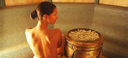 Римская баня – лучший вид парной для женщины