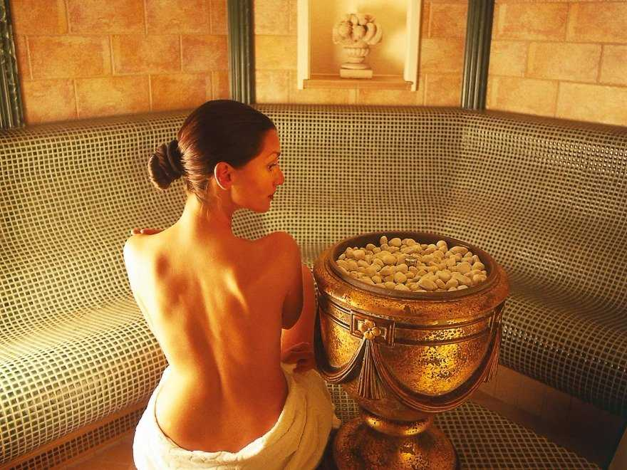 Римская баня – лучший вид парной для женщин