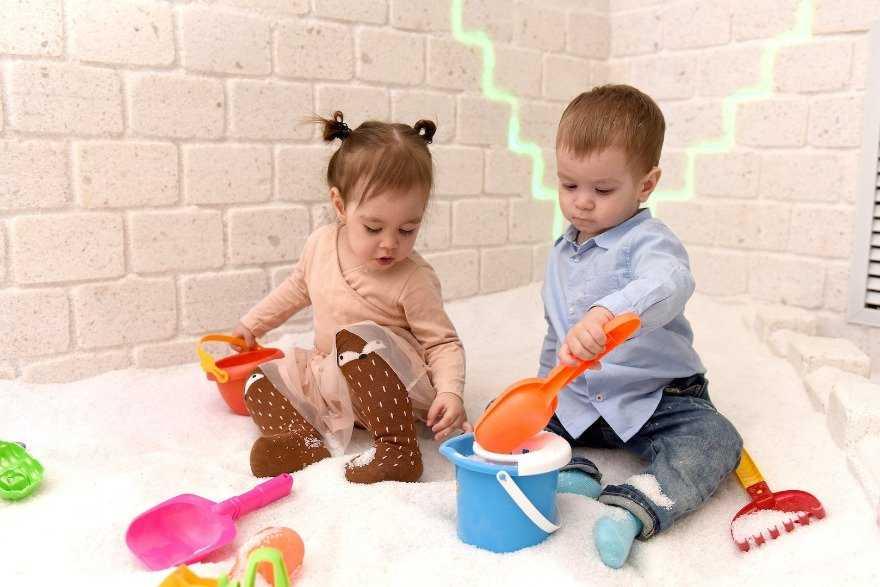 Галотерапия и дети в соляной комнате