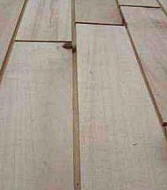 Деревянная вагонка кирпичиком из липы. Липовая вагонка кирпичиком — эконом вариант для отделки саун и бань липой, обшивки вагонкой комнат отдыха и других помещений.