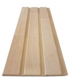Вагонка с ольхи срощенная высшего сорта 55х15х2700 мм. для бань и саун