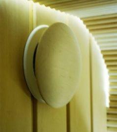 Вентиляционный клапан Ø — 100 mm липа, ольха