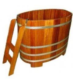 Бочки-купели Blumenberg, бочка купель для бани, деревянная купель, купель для сауны