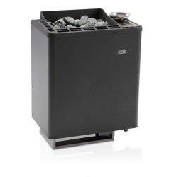 Электрические каменки, печь сауна EOS Bi-O Tec 6,0 kW антрацит