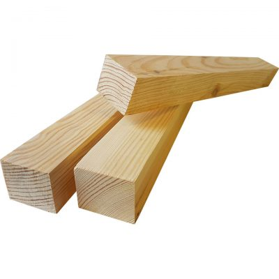 Деревянный брус монтажный для саун и бань 40×50 мм. Монтажная рейка
