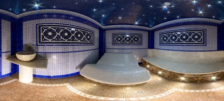 Хамам: особенности строительства турецкой бани