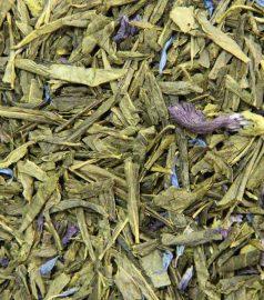 Зеленый ароматизированный чай Мадам Грей