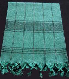 Пештемаль для хамама «Классик» (цвет зелёный)