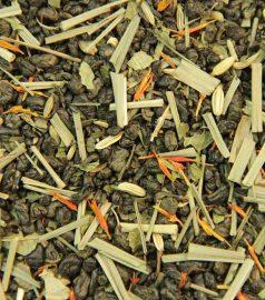 Зеленый ароматизированный чай Дикий Запад