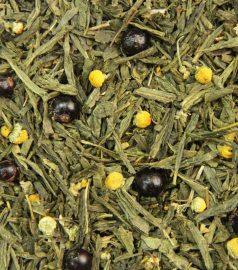 Зеленый ароматизированный чай Случайная встреча
