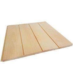 Вагонка — панель липа 95×15, в/с, длина 0.5-0.8 м.