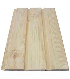 Вагонка деревянная сосна , евровагонка 75×13, цена от производителя