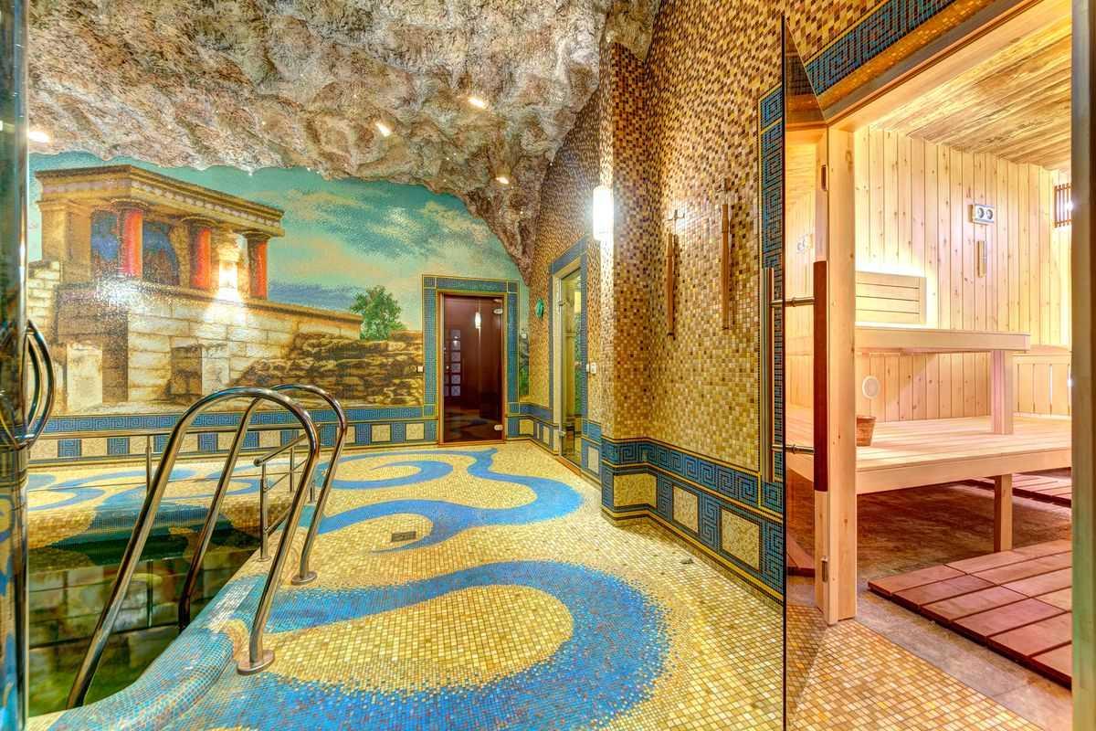 Фото готовой бани под ключ на Осокорках